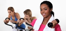 Women Exercising - Personal Trainers