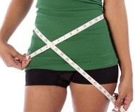 Woman Measuring Waist - Fitness Classes