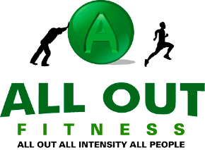 Logo - All Out Fitness - Personal Trainers